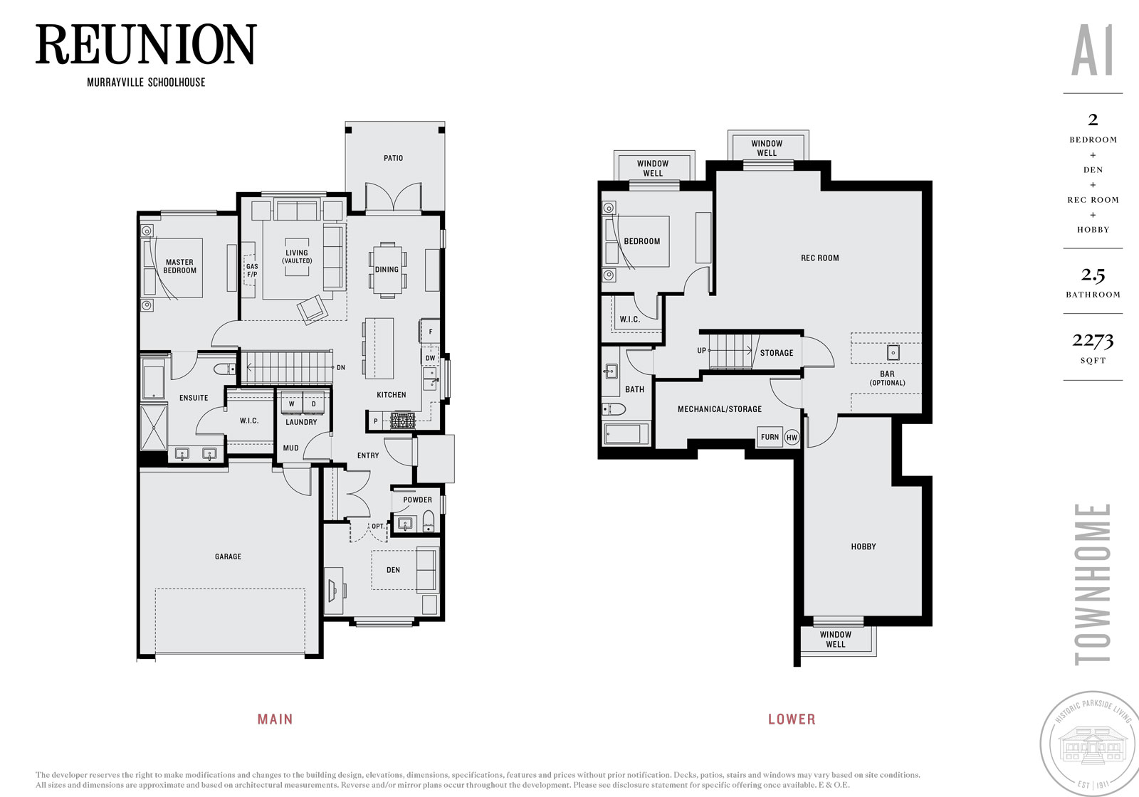 Townhouse A1
